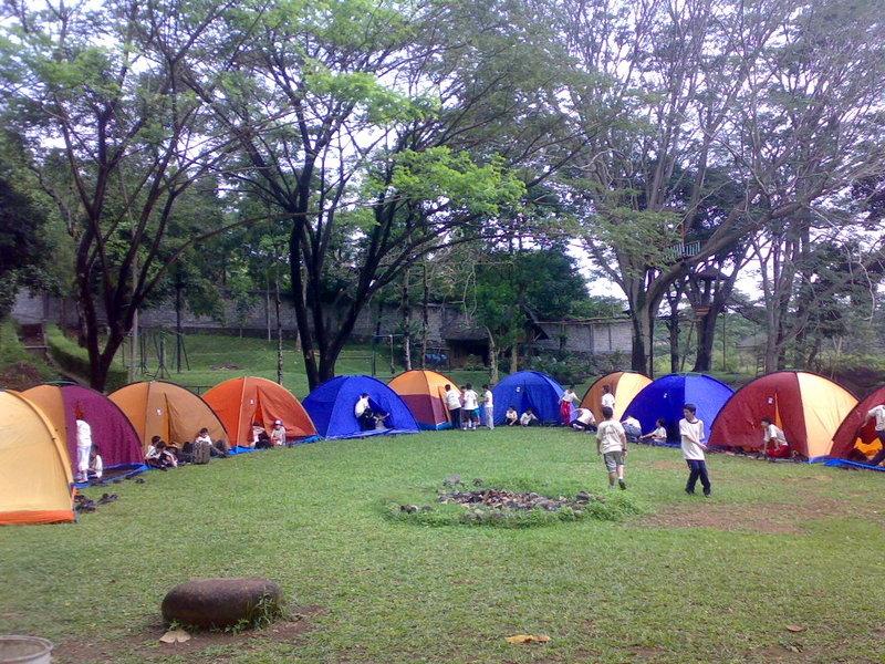 Wisata Outbound Pasir Mukti Bogor Paket Kebun Pasirmukti Kab