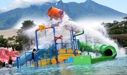 10 Kolam Renang Bogor Rame Menantang Wisata Jungle Water Adventure