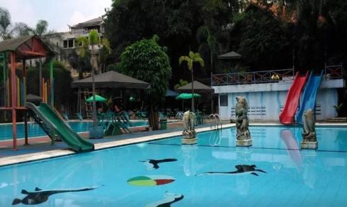 10 Kolam Renang Bogor Rame Menantang Wisata Sagara Zamzam Tirta