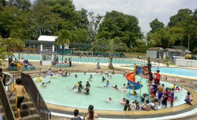 52 Tempat Wisata Bogor Sekitarnya Timur Kota Sentul Puncak Kolam