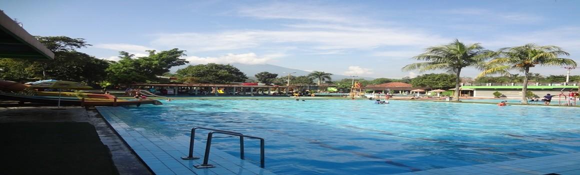 Bogor Yuk Rasakan Berenang Zamzam Tirta Wisata Air Zamzamtirta Doc