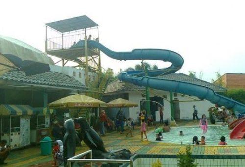 Harga Tiket Masuk Kolam Renang Fun Park Villa Bogor Indah