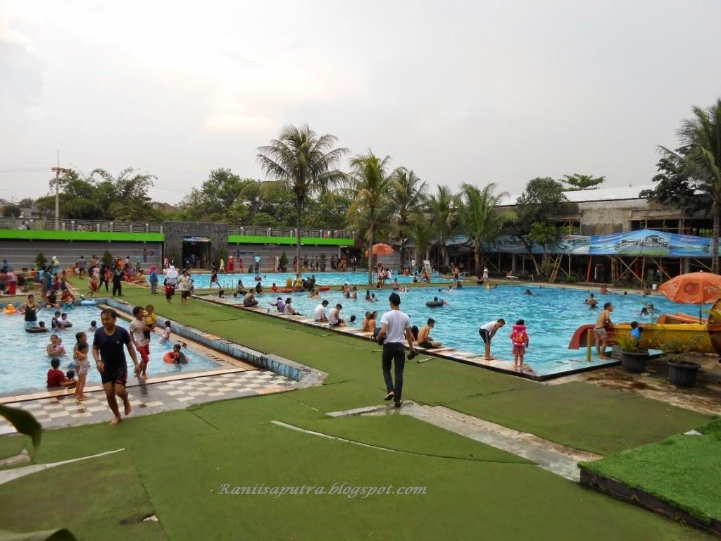 Zam Tirta Bogor Tempat Wisata Air Sekitar Barat Kolam Renang