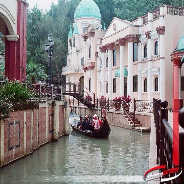 Tiket Masuk Little Venice Kota Bunga Puncak Bogor Kab Bogor 2019