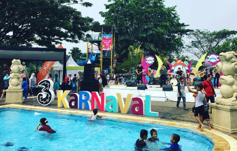 27 Tempat Wisata Bogor Favorit Hits Dikunjungi Marcopolo Waterpark Adventure