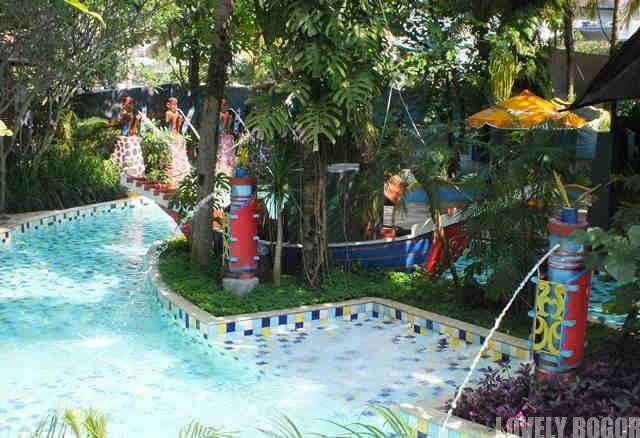 50 Tempat Wisata Bogor Mengisi Hari Libur Lovely Jungle Water