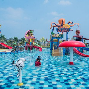 Jual Batavia Splash Water Adventure 1 Tiket Masuk Weekday Marcopolo