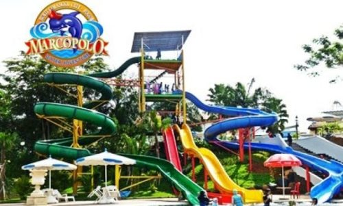 Kolam Renang Marcopolo Adventure Bogor Harga Tiket Masuk Lokasi Kab