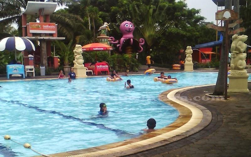 Waterpark Marcopolo Idolanya Kaula Muda Bidik Nusantara Adventure Kab Bogor