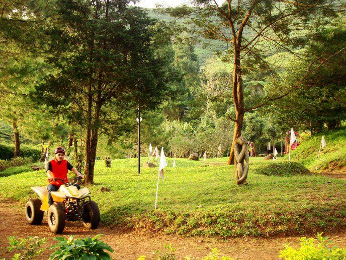 Atv Buggy Kart Ride Melrimba Garden Puncak Kab Bogor
