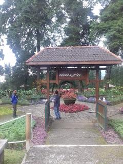 Berkunjung Melrimba Garden Resto Kab Bogor