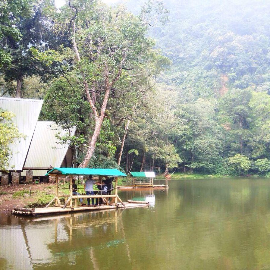 Hidden Paradise Puncak Bogor Telaga Warna Jawa Barat Melrimba Garden