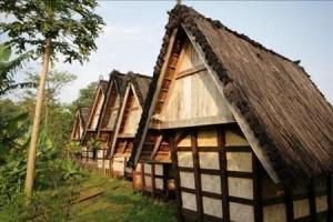 Kampung Budaya Sindang Barang House Kiostravel Indonesia Melrimba Garden Kab