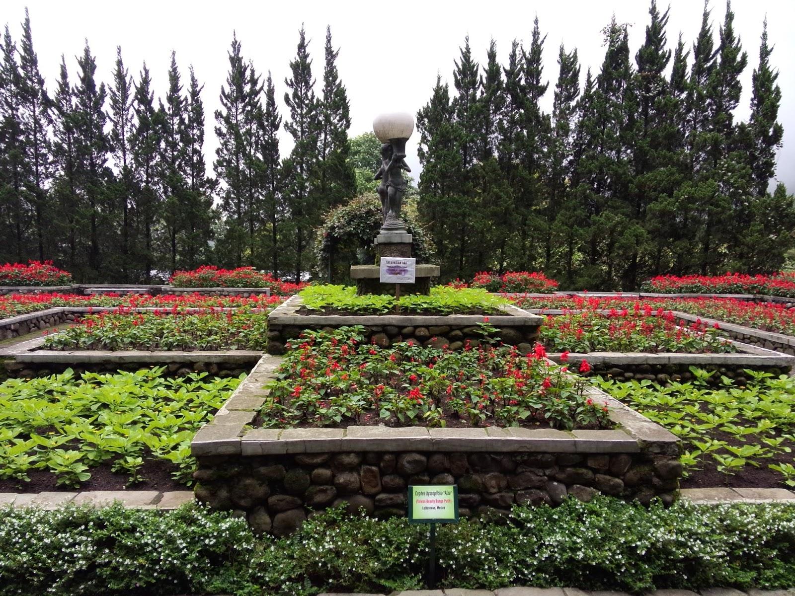 Melrimba Garden Destinasi Wisata Bunga Populer Kamu Arah Jakarta Bandung