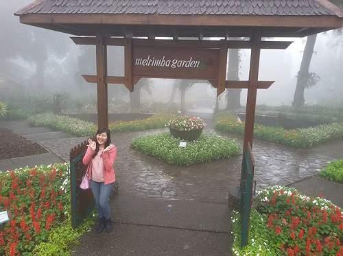 Puncak Sekitar Bogor 13 Tempat Wisata Pegunungan Patut Melrimba Garden