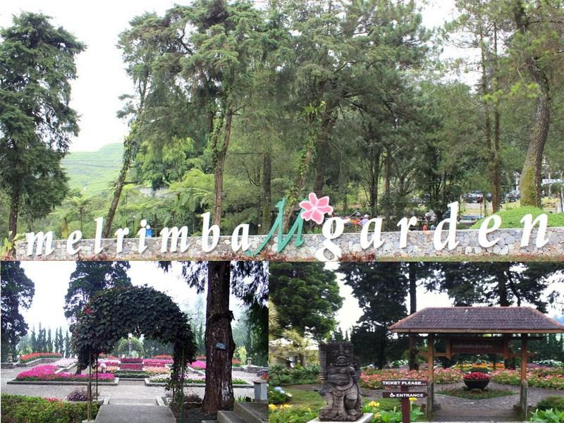 Tempat Wisata Bogor Taman Melrimba Garden Kab