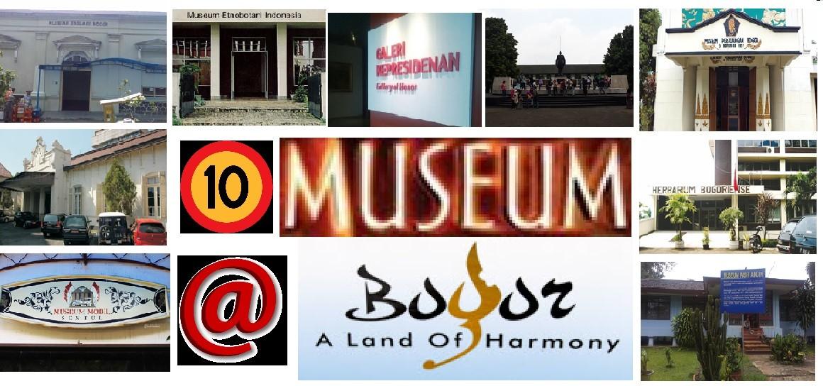 Bogor 10 Museum Daftar Pembela Tanah Air Kab