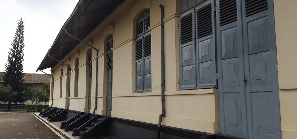 Bogor Wisata Sejarah Museum Pasir Angin 10 Pembela Tanah Air