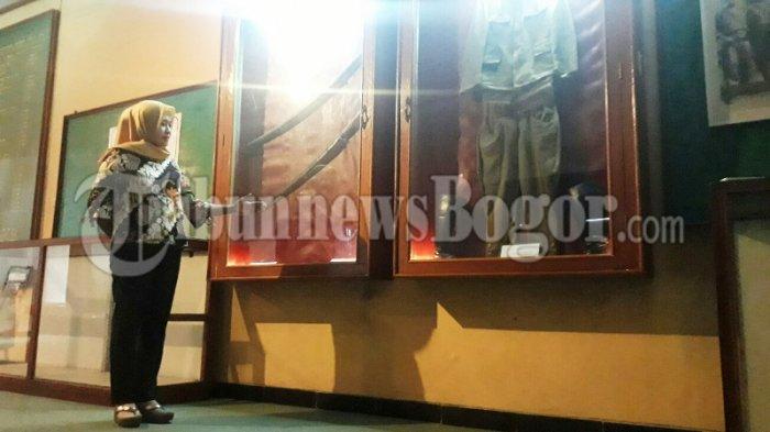 Hari Pahlawan 10 November Rupa Seragam Pelatih Tentara Peta Museum