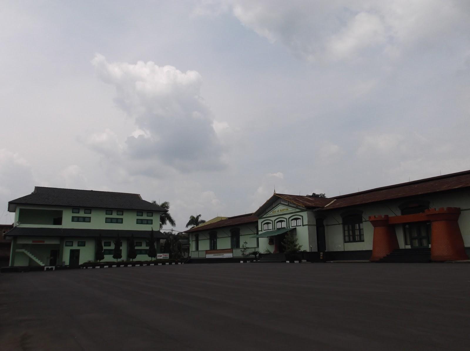 Jamil Blog Museum Pembela Tanah Air Peta Bogor Kompleks Gedung