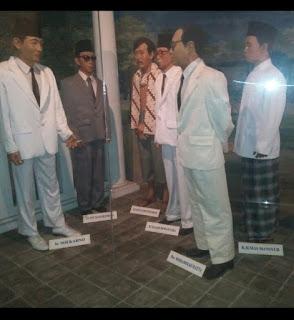 Kawruhjiwo Diorama Monumen Museum Peta Pembela Tanah Air Bogor Beliau