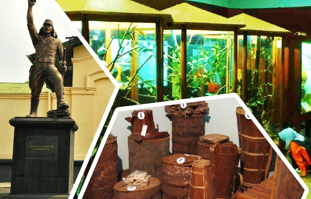 Museum Bogor Dikunjungi Wisatawan Garuda Citizen Jawa Pembela Tanah Air