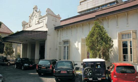 Museum Kota Bogor Tempat Wisata Tanah Pembela Air Kab