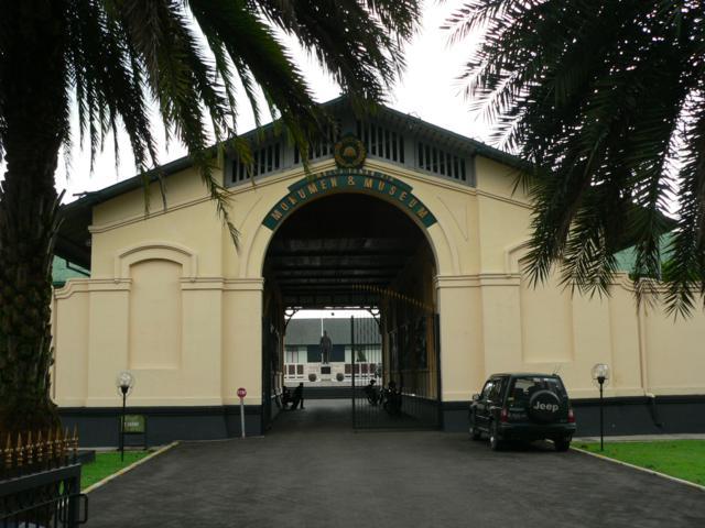 Museum Pembela Tanah Air Wikipedia Bahasa Indonesia Ensiklopedia Bebas Kab
