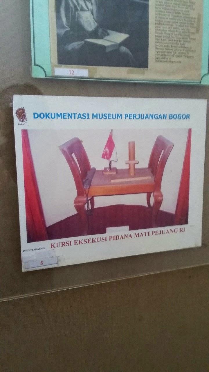 Pendidikan Kewarganegaraan Review Museum Perjuangan Bogor Kelebihan Pembela Tanah Air