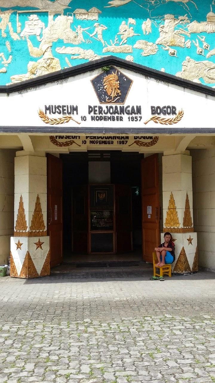 Pendidikan Kewarganegaraan Review Museum Perjuangan Bogor Pembela Tanah Air Kab