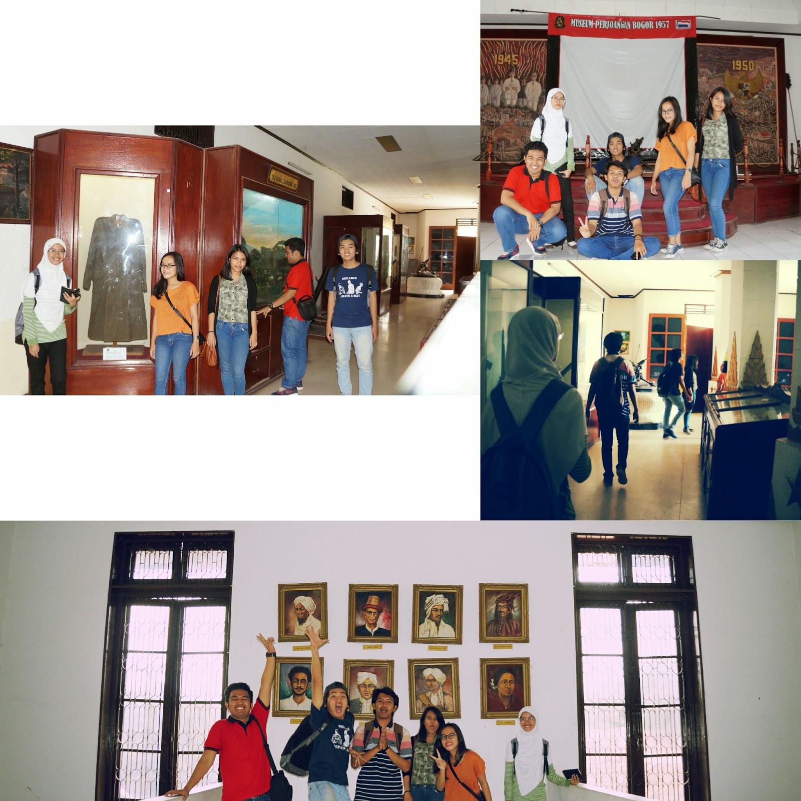 Pendidikan Kewarganegaraan Review Museum Perjuangan Bogor Perjalanan Pembela Tanah Air