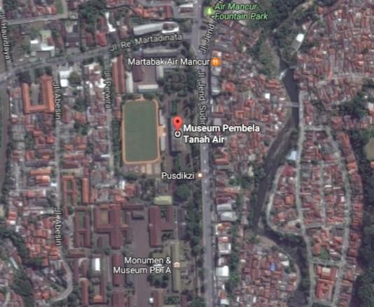 Pesona Keindahan Wisata Museum Pembela Tanah Air Sempur Bogor Demikianlah
