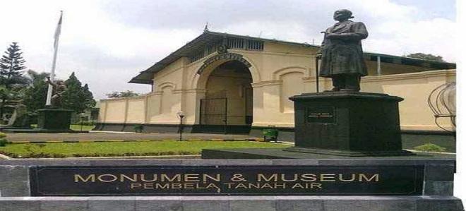 Tempat Wisata Budaya Sejarah Bogor Indonesia Museum Pembela Tanah Air