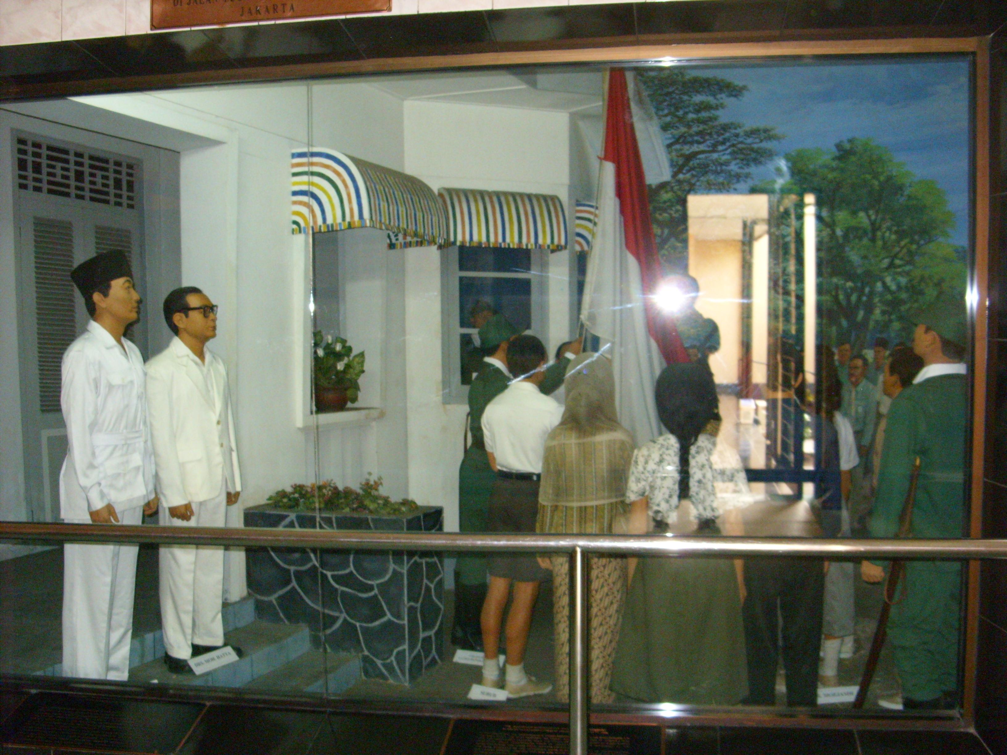 Wisata Monumen Museum Peta Bogor Tk Sd Smp Ananda Museum5
