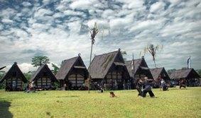 Hotel Sekitar Daerah Museum Etnobotani Klikhotel Kampung Budaya Sindangbarang Musium