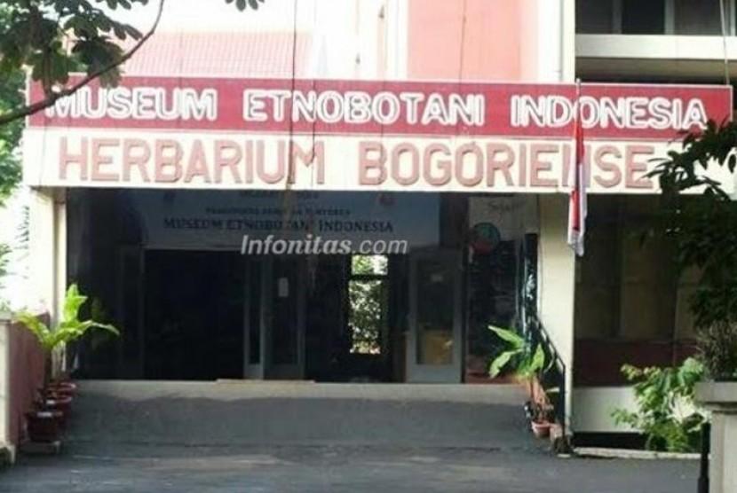 Museum Etnobotani Ganti Wajah Republika Online Musium Kab Bogor