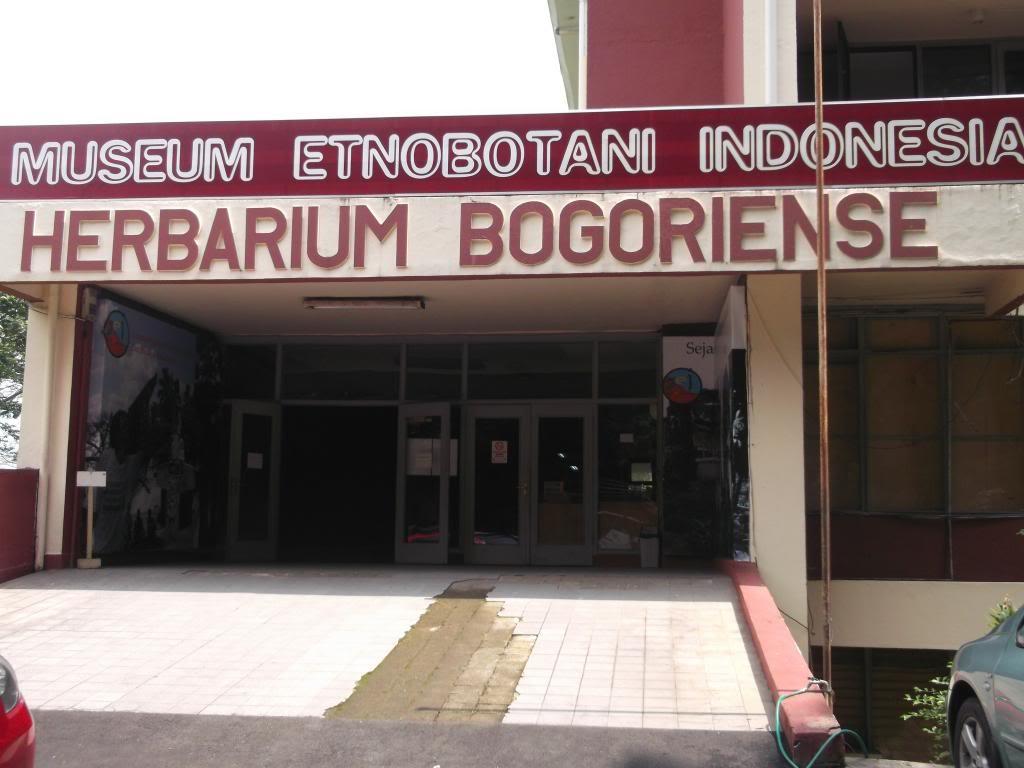 Museum Etnobotani Indonesia Bogor Musium Kab