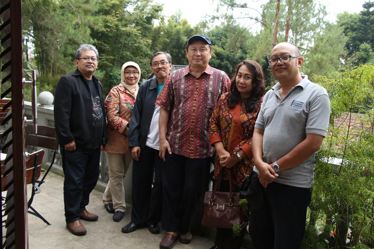Museum Etnobotani Nasional Sejarah Alam Indonesia Ahli Penyusun Story Line