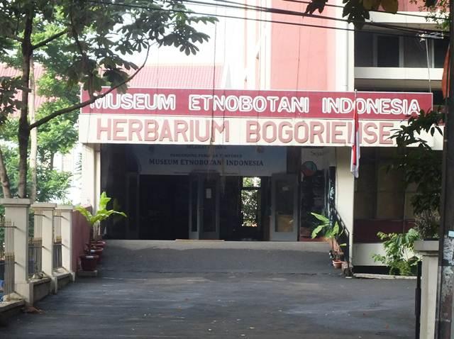 Museum Etnobotani Tak Kenal Sayang Lovely Bogor Musium Kab