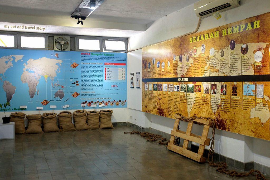 Museum Nasional Sejarah Alam Kobra Post Online Musium Etnobotani Kab