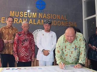 Museum Nusantara Sejarah Alam Indonesia Bogor Wisata Jabar Etnobotani Lipi