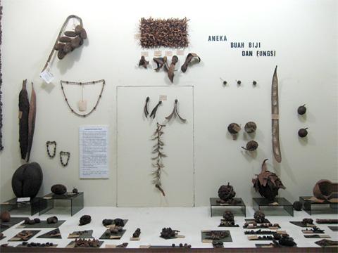 Museumindonesia Museum Sejarah Purbakala Pleret Etnobotani Indonesia Bogor Musium Kab