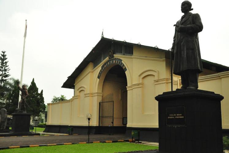 Objek Wisata Museum Kota Bogor Musium Etnobotani Kab