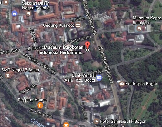 Pesona Keindahan Wisata Museum Etnobotani Indonesia Herbarium Demikianlah Sedikit Ulasan