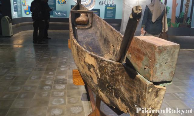 Revitalisasi Museum Nasional Sejarah Alam Indonesia Terkendala Hilmi Abdul Halim