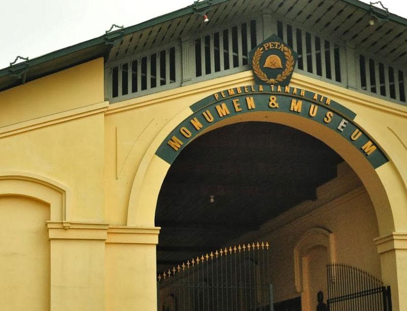 Tempat Bersejarah Bogor Wajib Dikunjungi Portal Museum Etnobotani Musium Kab