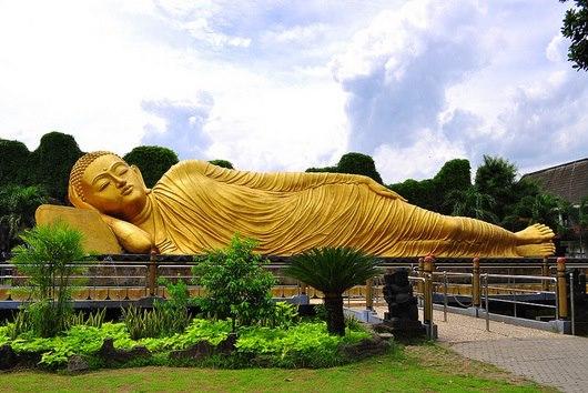 7 Tempat Wisata Indonesia Mirip Luar Negeri Klikhotel Patung Buddha
