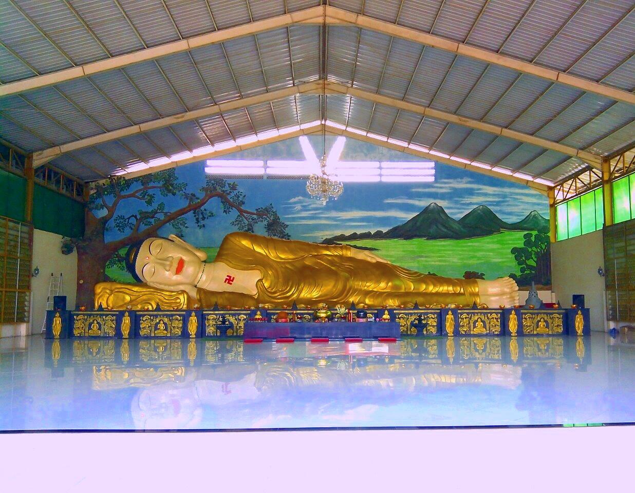 Gallerinya Photography Patung Buddha Tidur Beralamat Desa Kampung Jati Kelurahan
