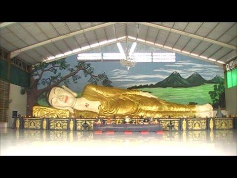Mengunjungi Patung Budha Tidur Tonjong Bogor Youtube Buddha Kab