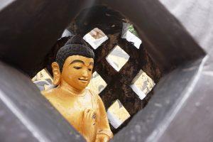 Patung Buddha Tidur Bogor Dicari Wisatawan Stupa Kab
